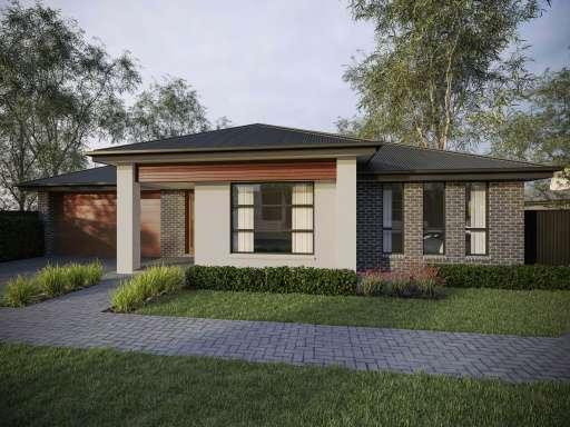 Canterbury  home design