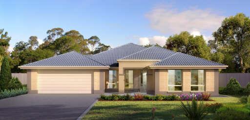 Langdon  home design
