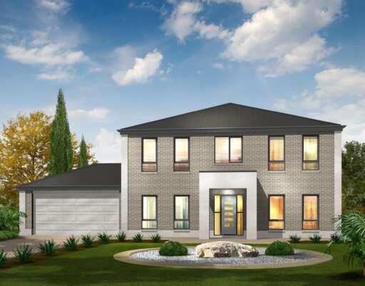 Windsor  home design
